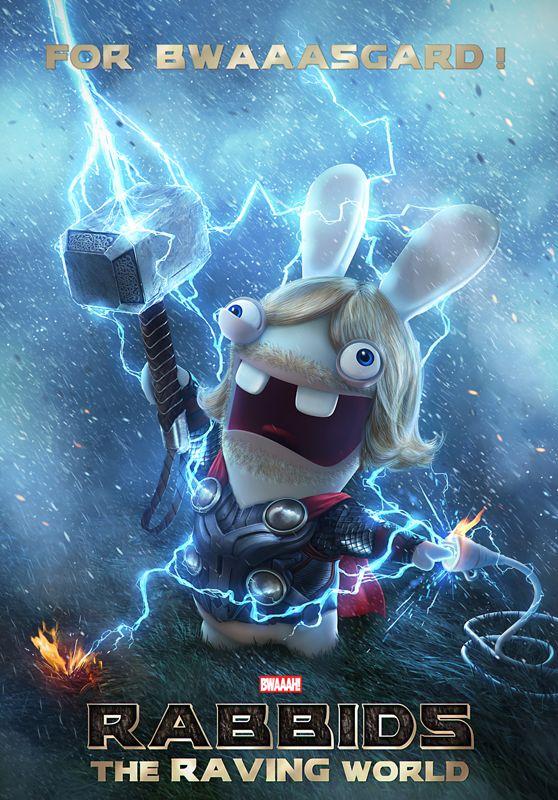 Les 25 meilleures id es de la cat gorie lapin cretin sur pinterest lapin cretin dessin jeux - Dessin cretin ...