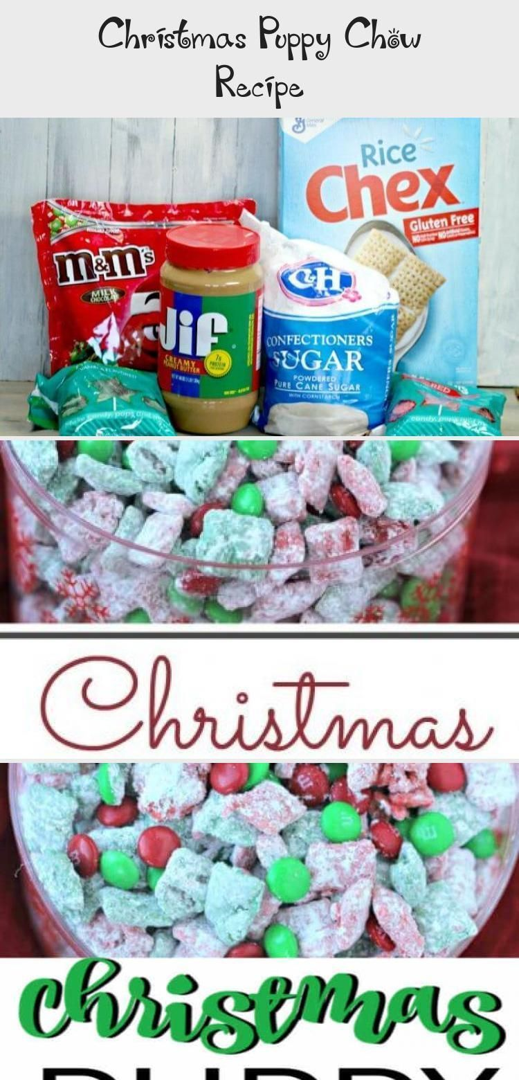 Puppy Chow Christmas | Puppy Chow #puppychow