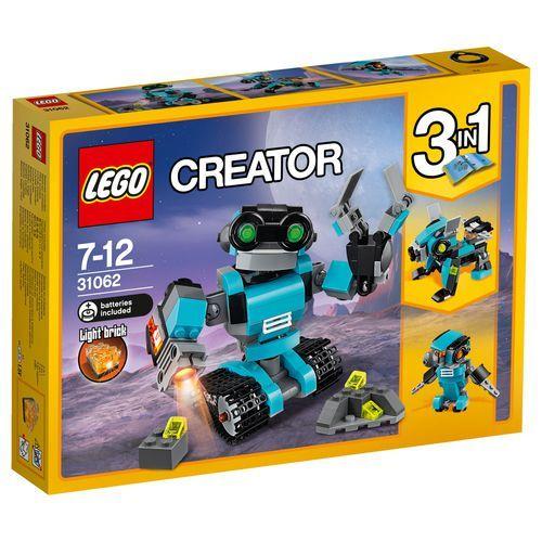 17,99€ LEGO® Creator Forschungsroboter 31062