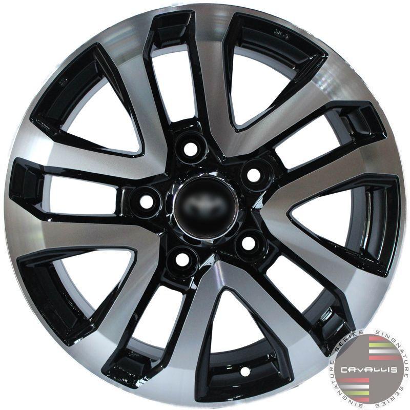 17 Inch 18 Inch Toyota Land Cruiser Wheels Alloy Toyota Land Cruiser Toyota Wheel