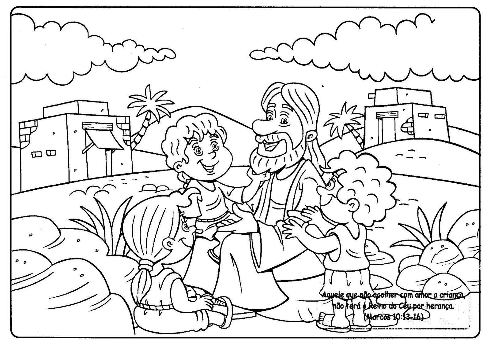 Vida129 Jpg 1600 1142 Desenhos Biblicos Desenhos Biblicos
