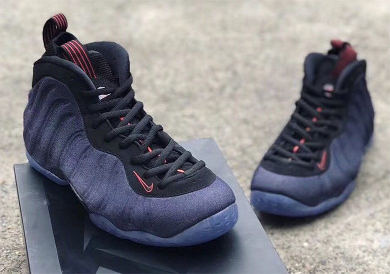 93c9da7bd89391 Nike Air Foamposite One Denim First Look  thatdope  sneakers  luxury  dope   fashion  trending