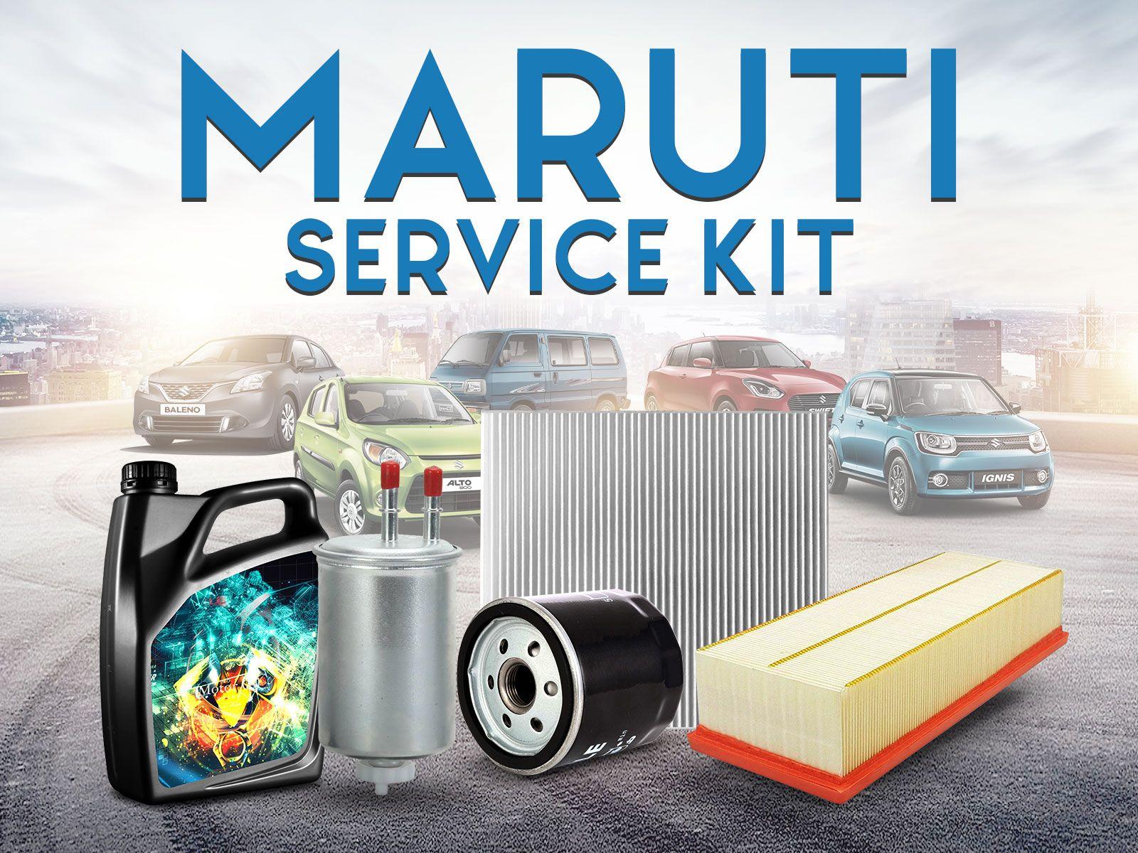 Car Service Kits Online Oil Filter Air Filter Fuel Filter