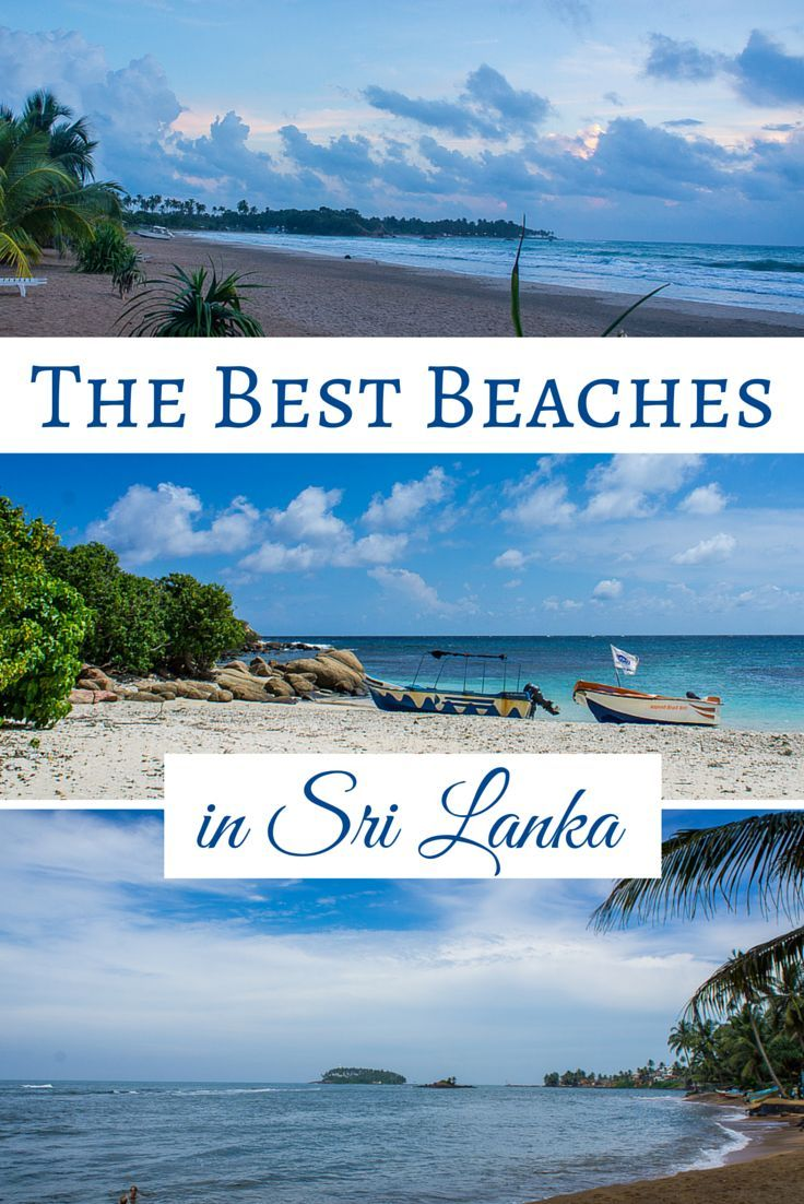 Let Me Show You Our Selection Of The Most Beautiful Beaches In Sri Lanka To Know