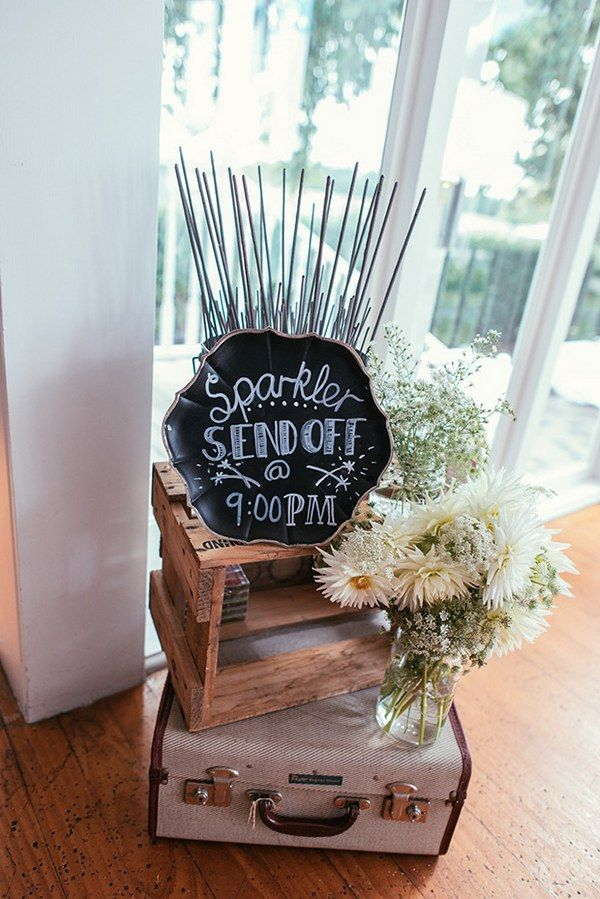 Top 20 Wedding Sparkler Send Off Ideas (With images