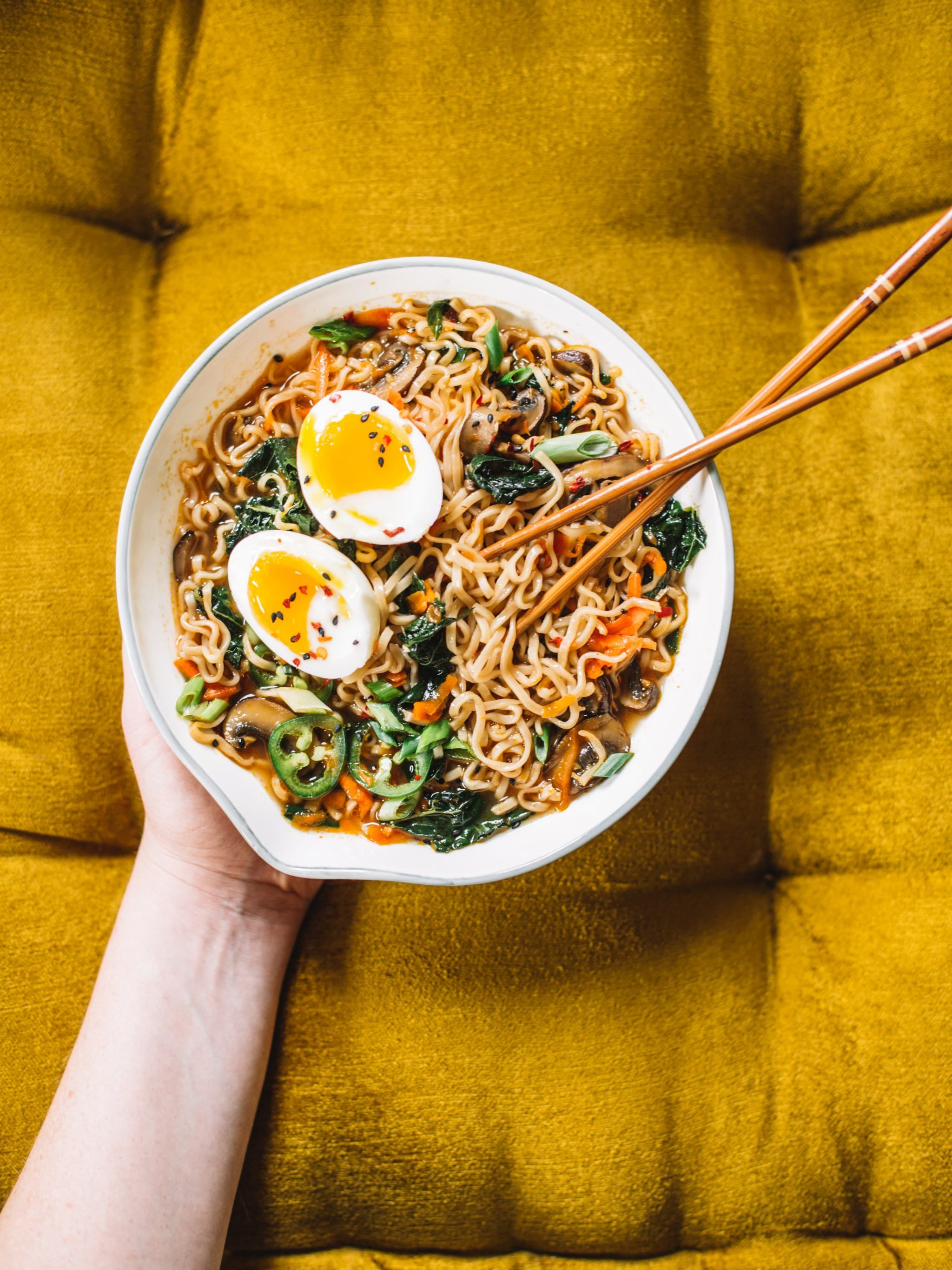 Easy Homemade Healthy Ramen Recipe Noodle Recipes Easy Healthy Ramen Homemade Ramen