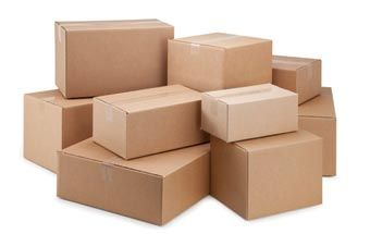 Standard Brown Boxes Stock Box Packers And Movers Brown Box