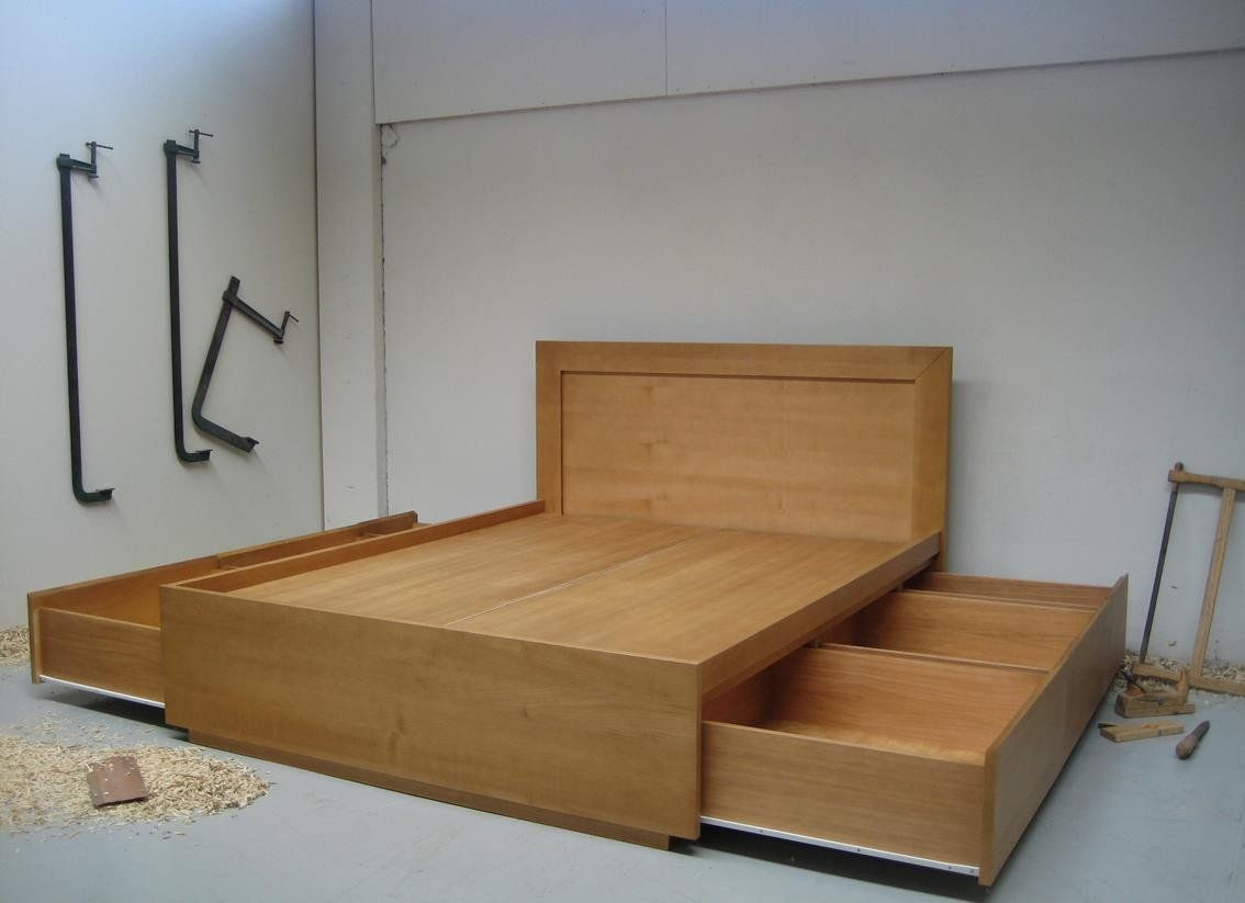 p><strong>Letto Honey con contenitore a 6 cassetti</strong>. <strong ...