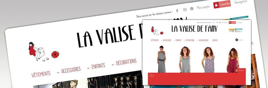 La Valise De Fany Boutique De Vêtements, Accessoires De Mode