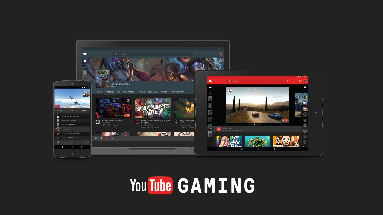 YouTube Gaming Officially Launches Today | GIZORAMA's Video