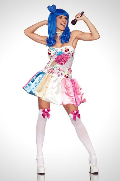 "Katy Perry ""California Gurl"" costume"