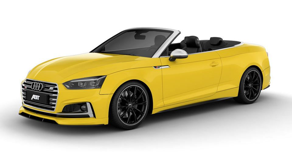 ABT Rolls Out New Body Kits For The Entire Audi A5/S5 Range | Cars