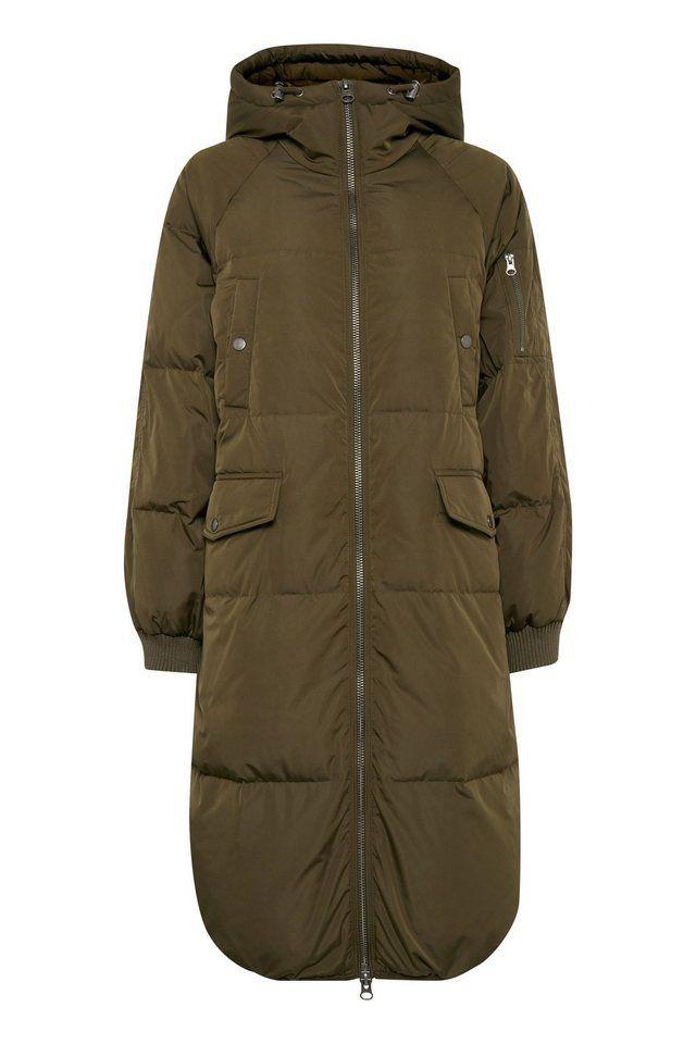 69743dc0464631 Ichi Langjacke »BUNALA DOWN« | styling | Jackets, Winter jackets und ...