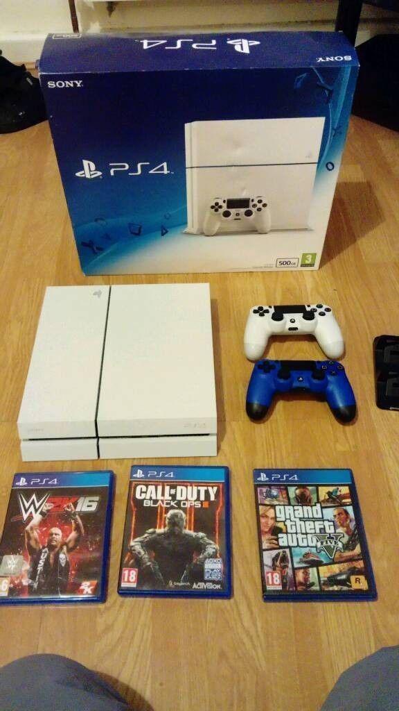 Sony PlayStation 4 Pro Limited Edition Destiny 2 Bundle 1TB Glacier White...: $175.00 (0 Bids) End Date: Sunday Dec-10-2017 18:11:16 PST…