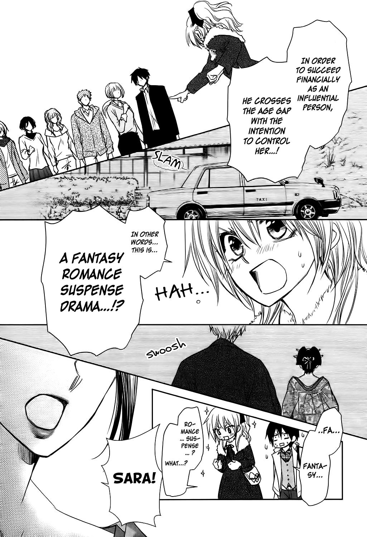 Read manga Yukiochimura ni Oujosama! Ch.000 online in high