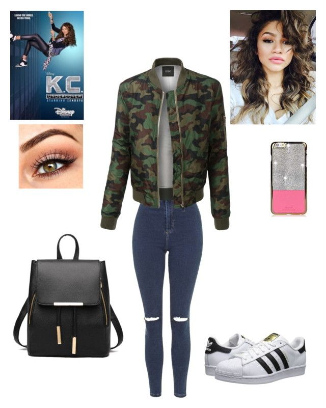 KC undercover\u0027s style