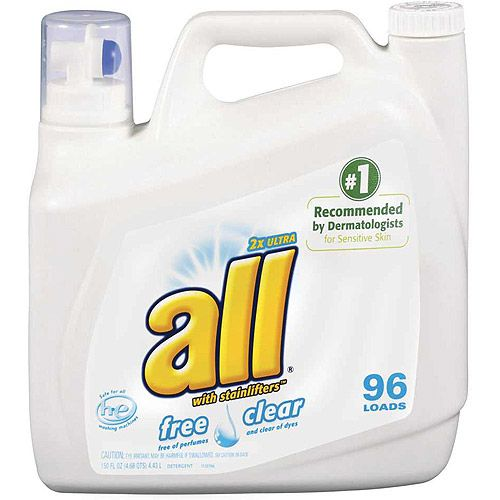 Household Essentials With Images Laundry Detergent Liquid Laundry Detergent