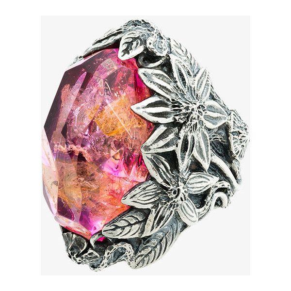 Lyly Erlandsson pink winter ring - Pink & Purple MULnpi2