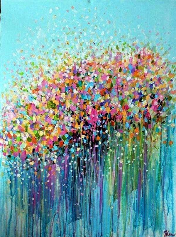 30 Most Popular Acrylic Painting Beginner #acrylicpainting ...