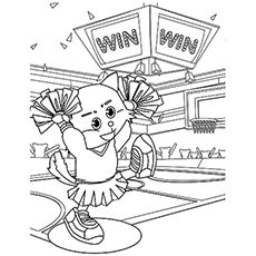 25 Beautiful Free Printable Cheerleading Coloring Pages Online Bunny Coloring Pages Coloring Pages Mickey Mouse Coloring Pages