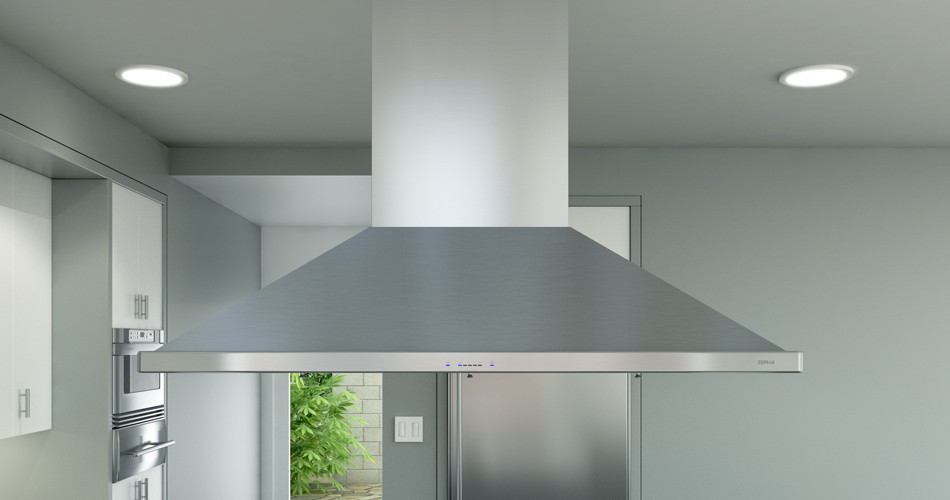 Zephyr Zsle42as Modern House Design Stainless Range Hood Chimney Range Hood