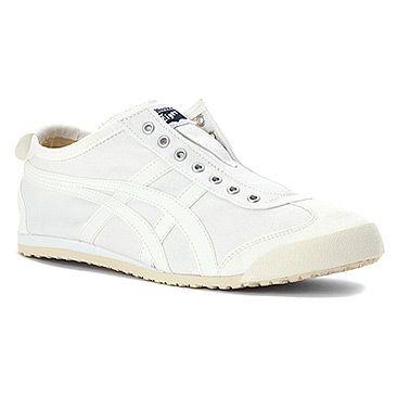 ASICS® Onitsuka Tiger Mexico 66® Slip-On found at #ShoesDotCom. Onitsuka  Tiger WomenSlip OnRunning ShoesAsicsWhite ...