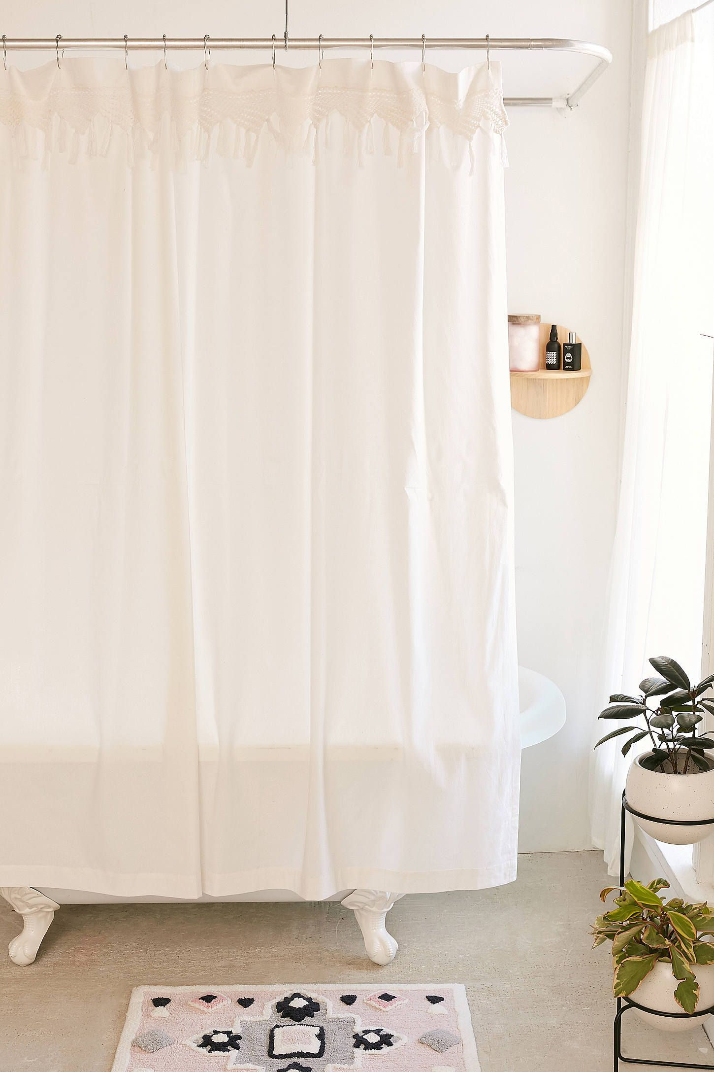 Shower Curtain Liner Curtains Bathroom Curtains Do It Yourself