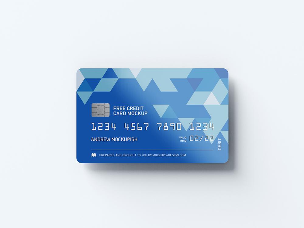 Free Credit Card Mockup Mockups Design Free Premium Mockups Free Credit Card Mockup Free Psd Credit Card Design