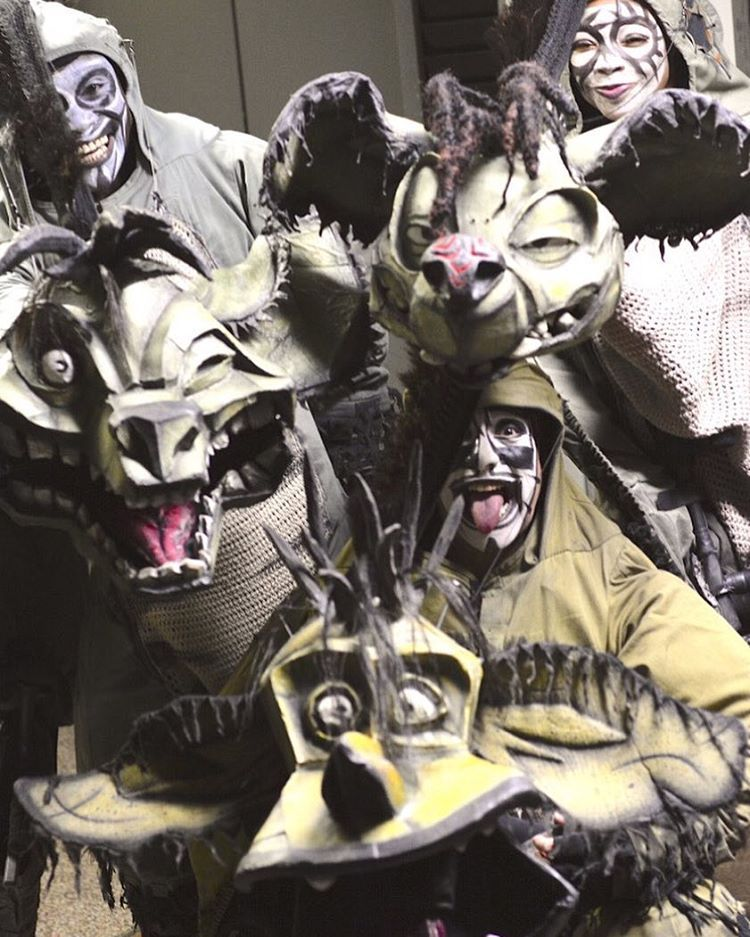 who u0026 39 s your favorite hyena    thelionking  ud83d udcf7 joelkarie