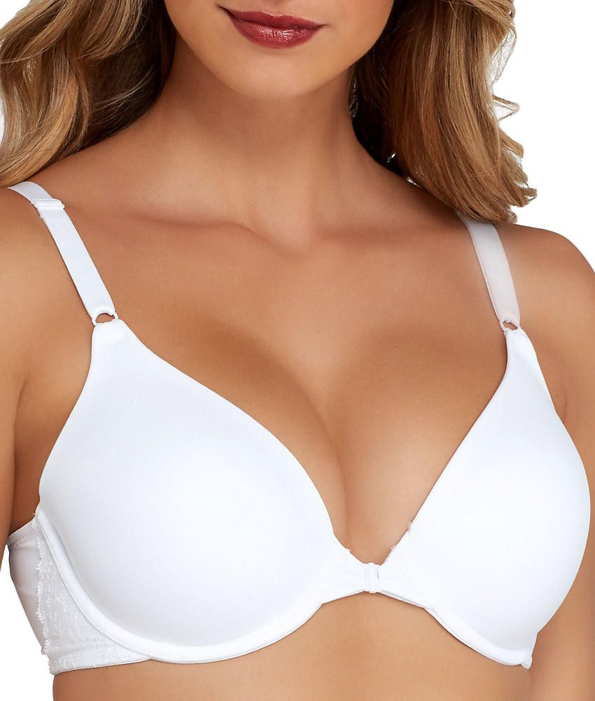 Vanity Fair Flattering Lift Front Closure Bra 75212