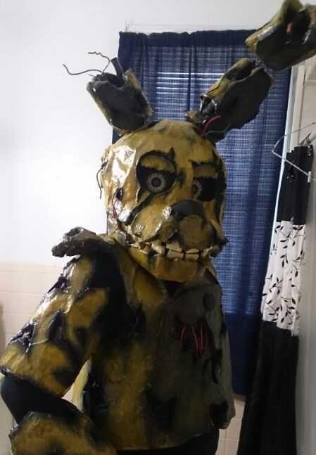 Phantom Freddy Costume