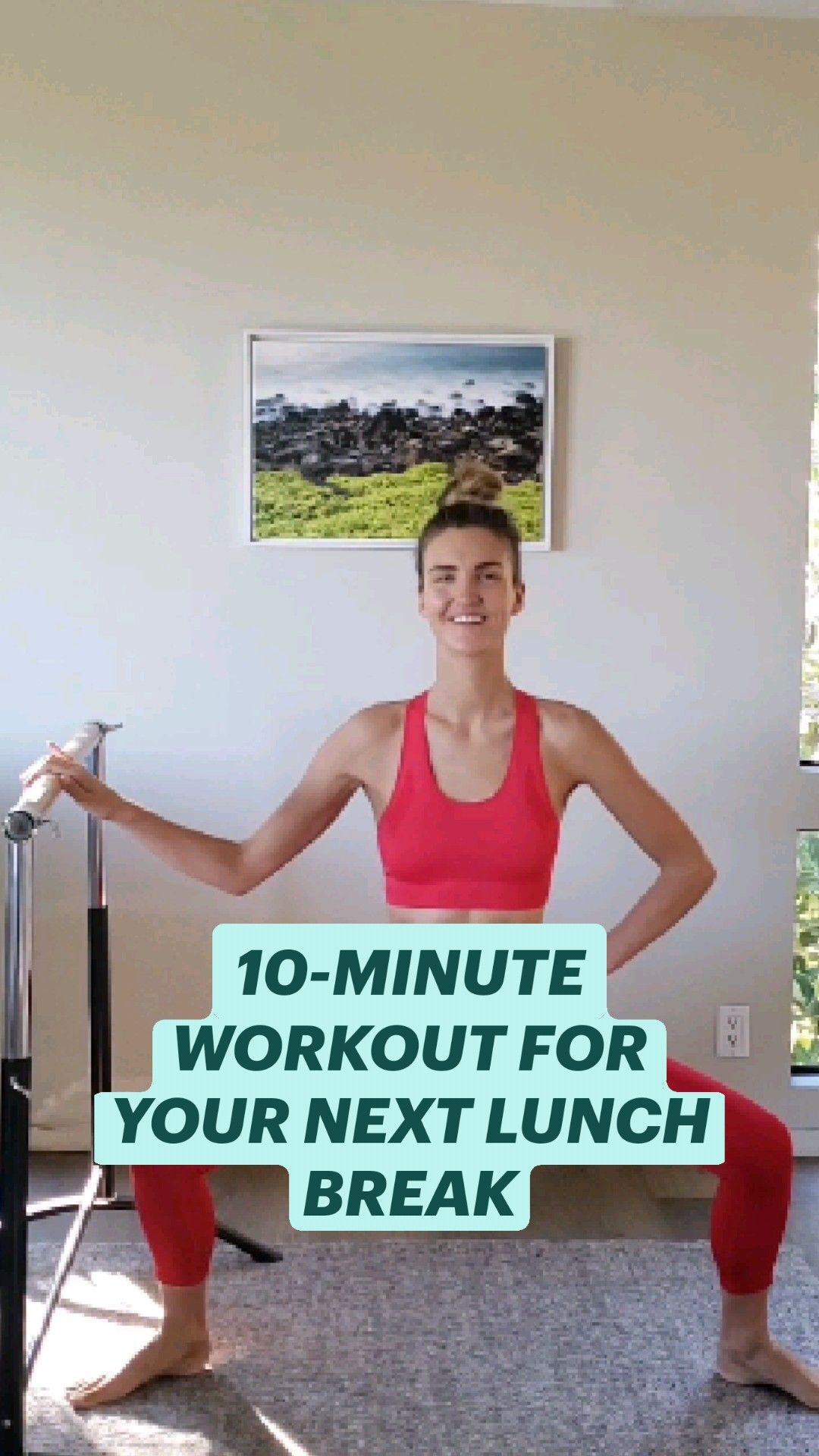 10-Minute Workout For Your Next Lunch Break