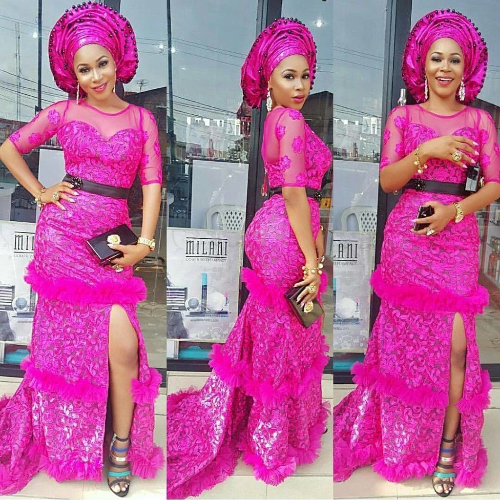 Image result for asoebi in aso oke