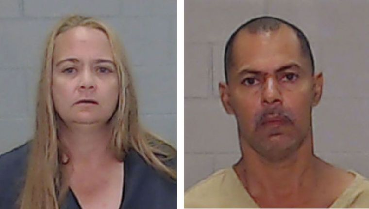 Private Officer Breaking News: Odessa shoplifting couple charged