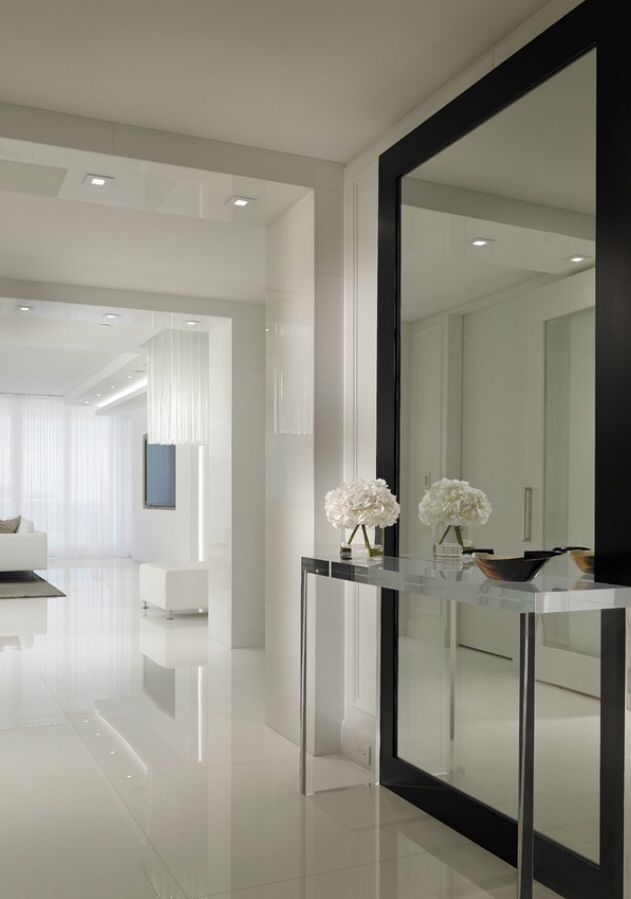 espejo de techo a piso