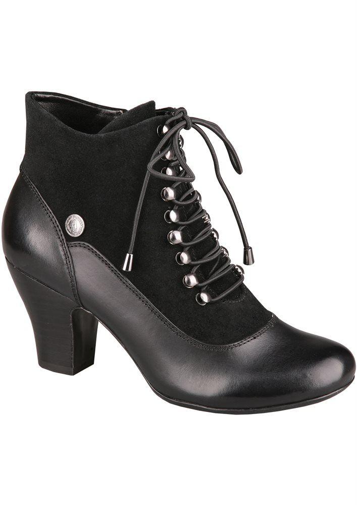 3d8b5c690747 Hush Puppies Erika Lonna ankle boot black