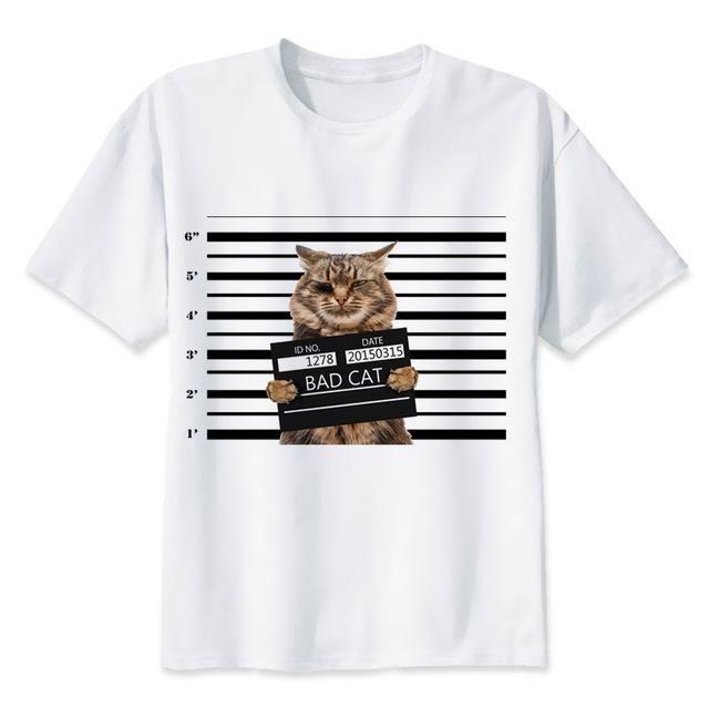 funny t shirts animal dog pug cat t-shirt men short top tees men funny Bulldog male tees #funnybulldog