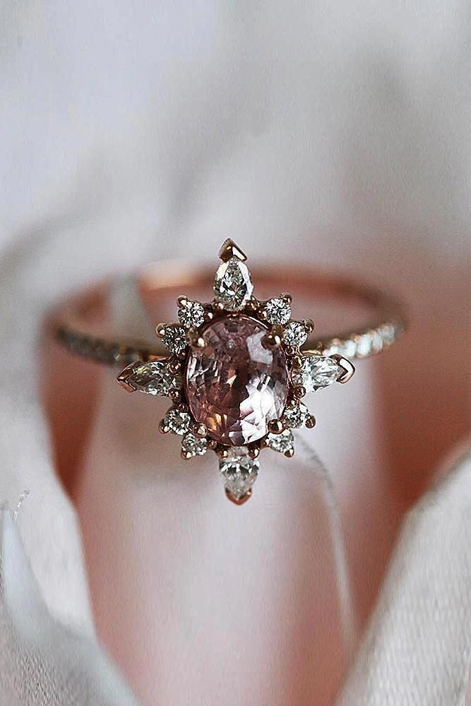 5x7mm oval lab-treated ruby engagement ring,14k white gold ruby ring diamond wedding band,anniversary ring,deco floral hollow style,promise
