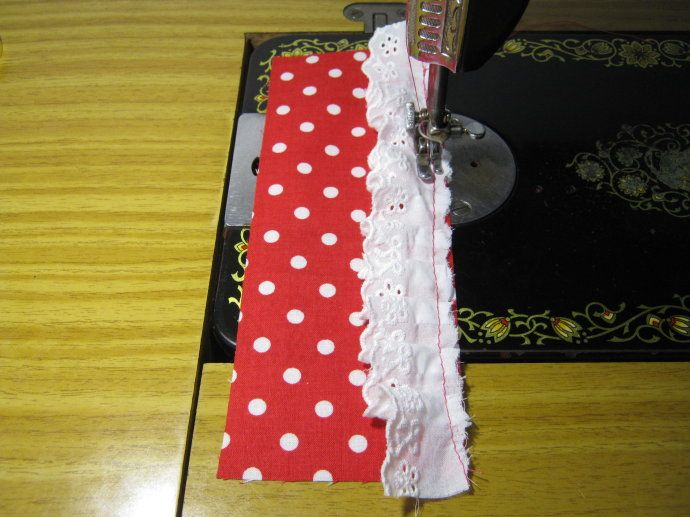How to Sew Pencil case or cosmetic bag. DIY Photo Tutorial ...