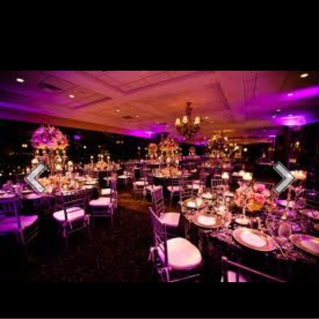 Party Halls Near Me For Cheap: Purple Wedding Reception, Wedding Catering