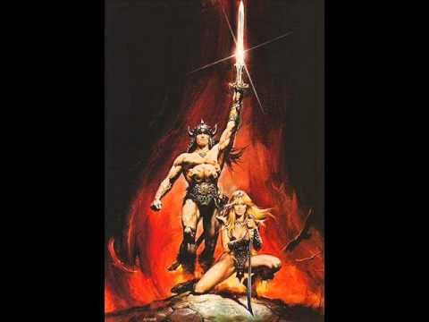 conan the barbarian soundtrack - 2 riddle of steel, riders of doom