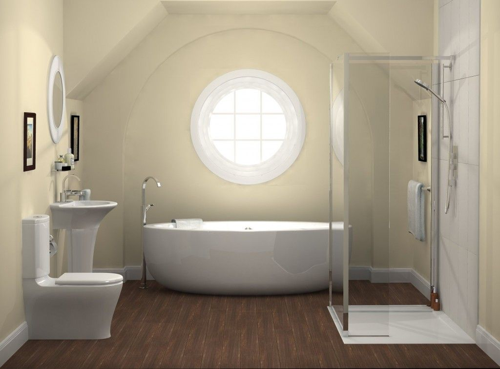Good Wall Colour Flooring Good Layout Too  Move Our Toilet From Beauteous Virtual Bathroom Design Design Inspiration