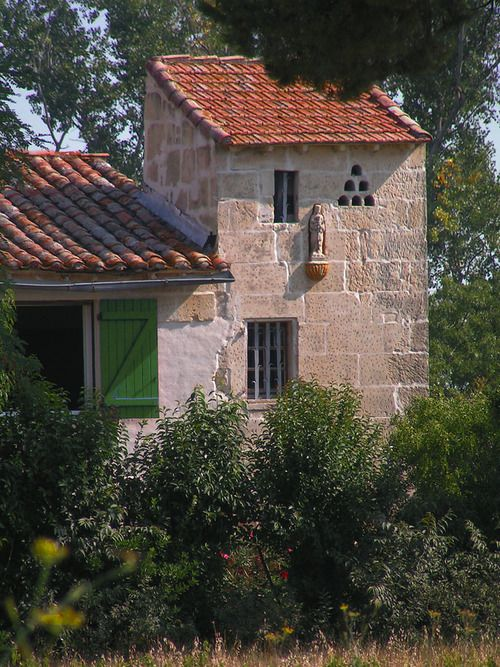 Provencal house with pigeonnier (1) From: French Countryside, please visit