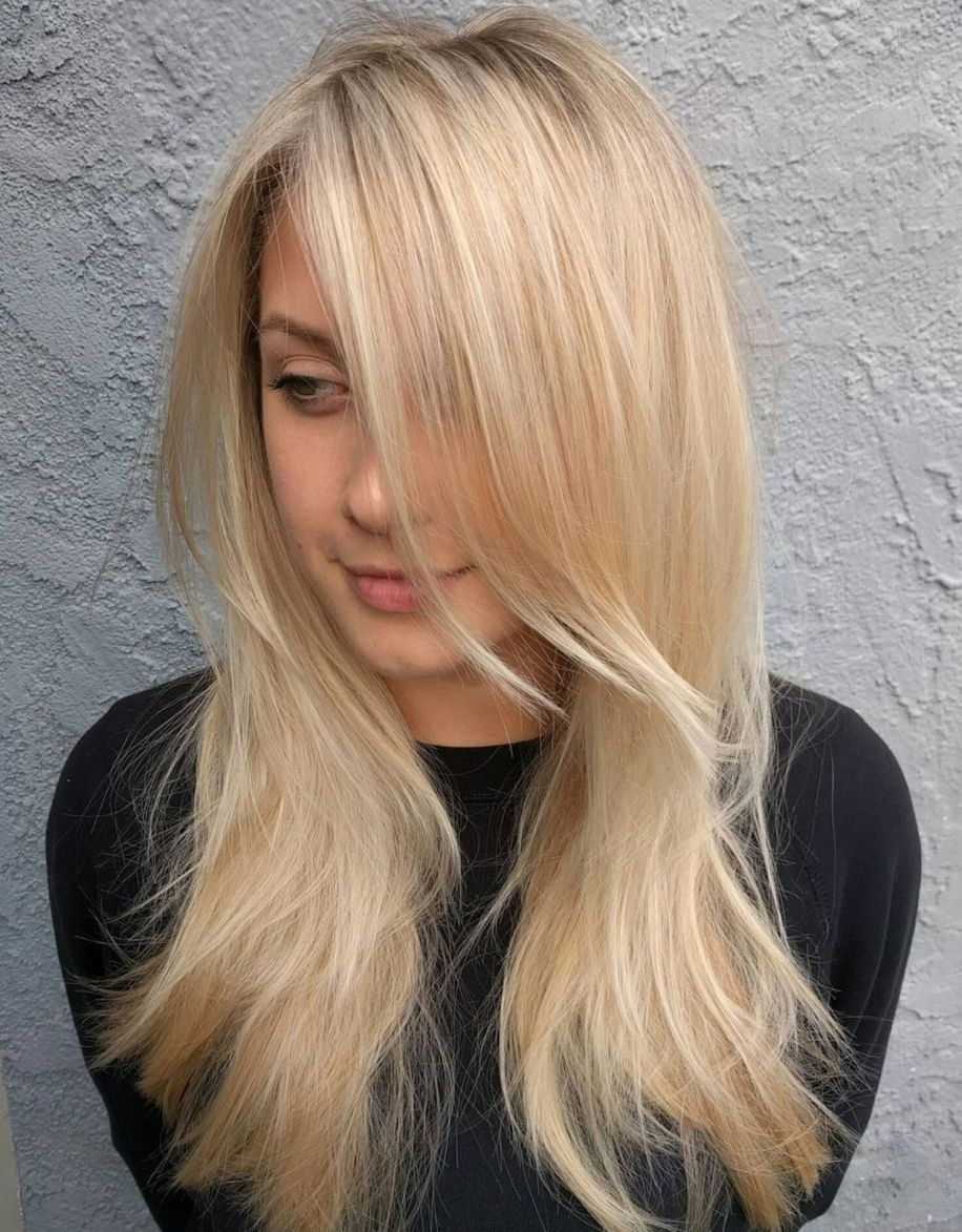Long Hairstyles and Haircuts for Fine Hair in Hair
