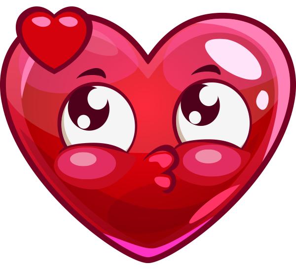 Sweetheart Love Smiley Emoticon Smiley