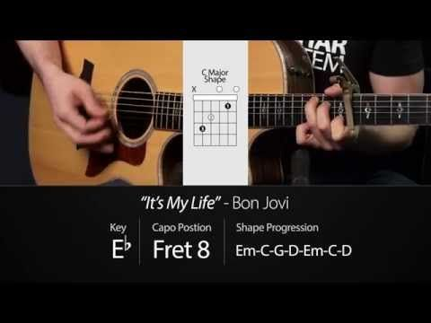 Play 10 Songs With 4 Chords Guitar Lessons For Beginners Youtube