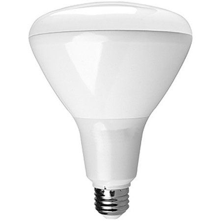 Simply Conserve LED 11W BR30 Dimmable Flood Light Bulb, 60W Equivalent