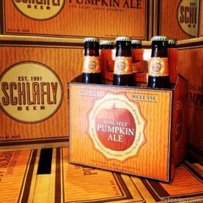 Is Today's Schlafly Pumpkin Ale Release Too Soon?