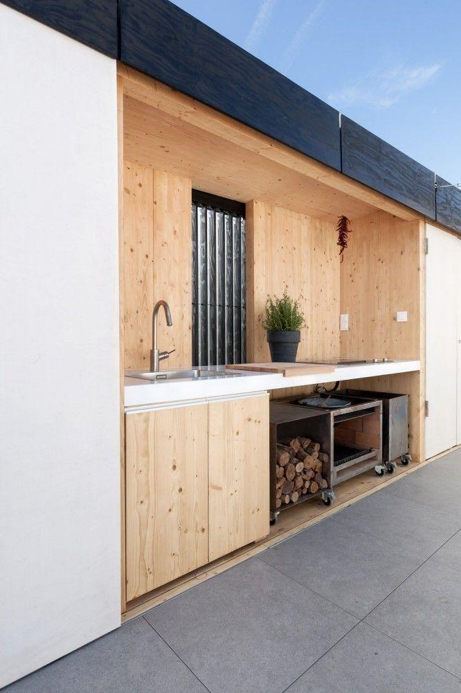 Ideas e inspiración para cocinas exteriores Outdoors