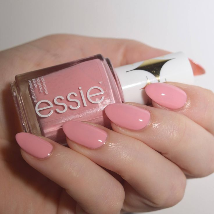 Essie Retro Revival 2017 Collection | Blush pink nails, Pink nails ...
